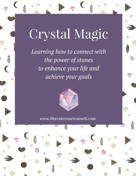 Crystal Magic Workshop Cover
