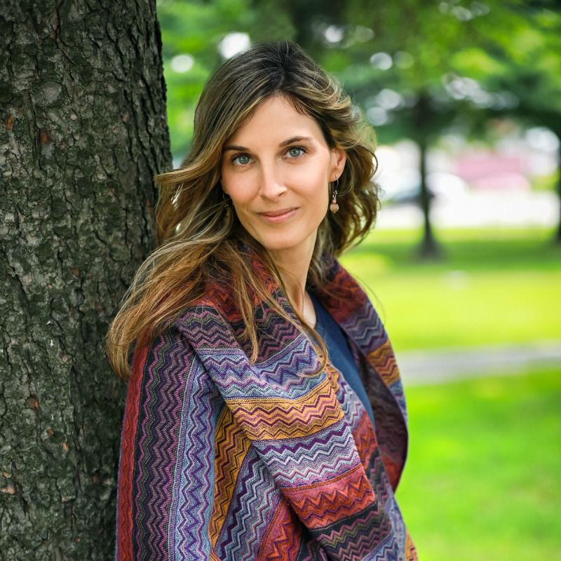 Amelie St-Pierre Intuitive Healer Vancouver