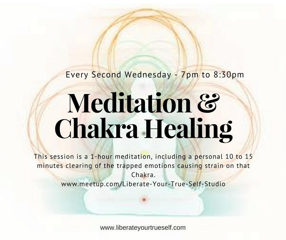 Meditation & Chakra Healing