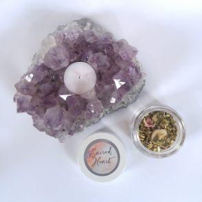 sacred heart herbal tea - love