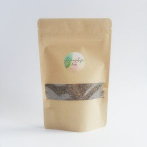 serendipity organic herbal tea - happiness