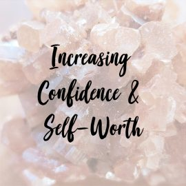 increasing confidence and self-worth