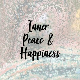 crystals for inner peace and happiness