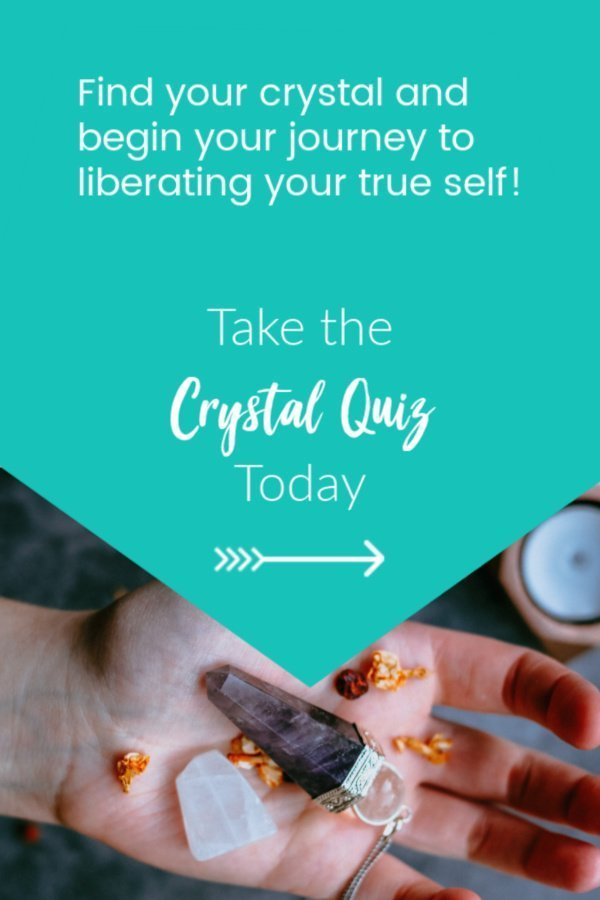 take the crystal quiz - gemstones and pendulum in hand
