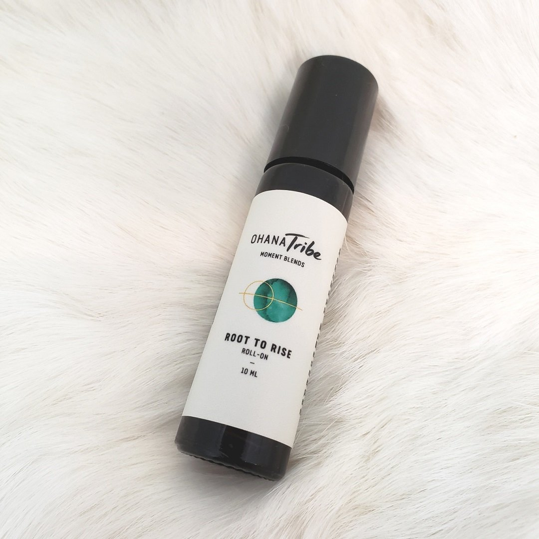 Root To Rise – Forest Blend Essential Oil Roll On