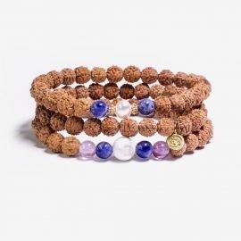 Ohana Tribe Gold Mala Bracelet