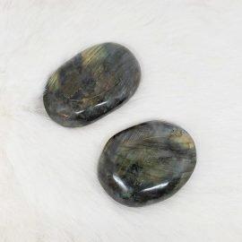 Labradorite Palmstone