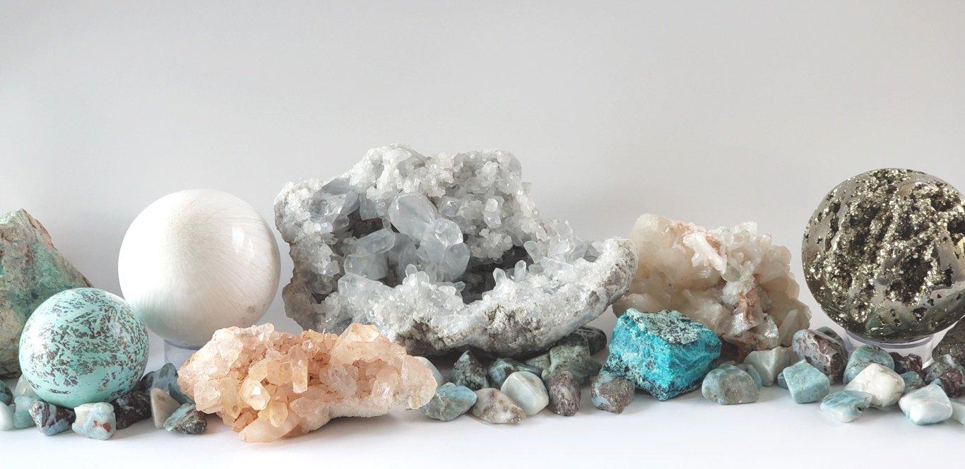 crystal healing shop