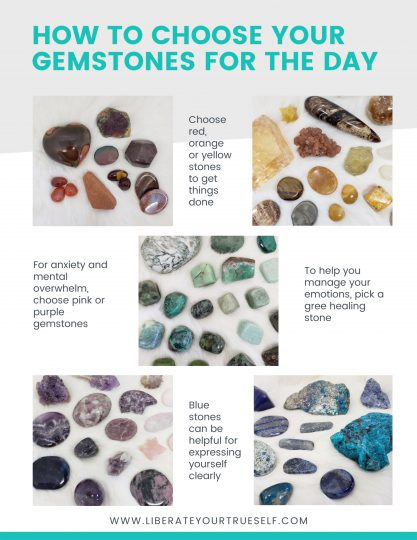 how to pick your healing crystals