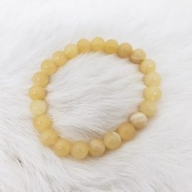 Honey Calcite Bracelet