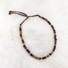 Adjustable Mookaite Bracelet