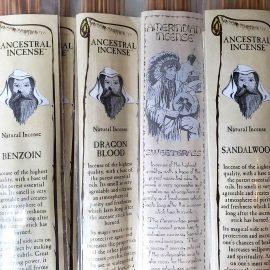 spiritual incense - jabou incense