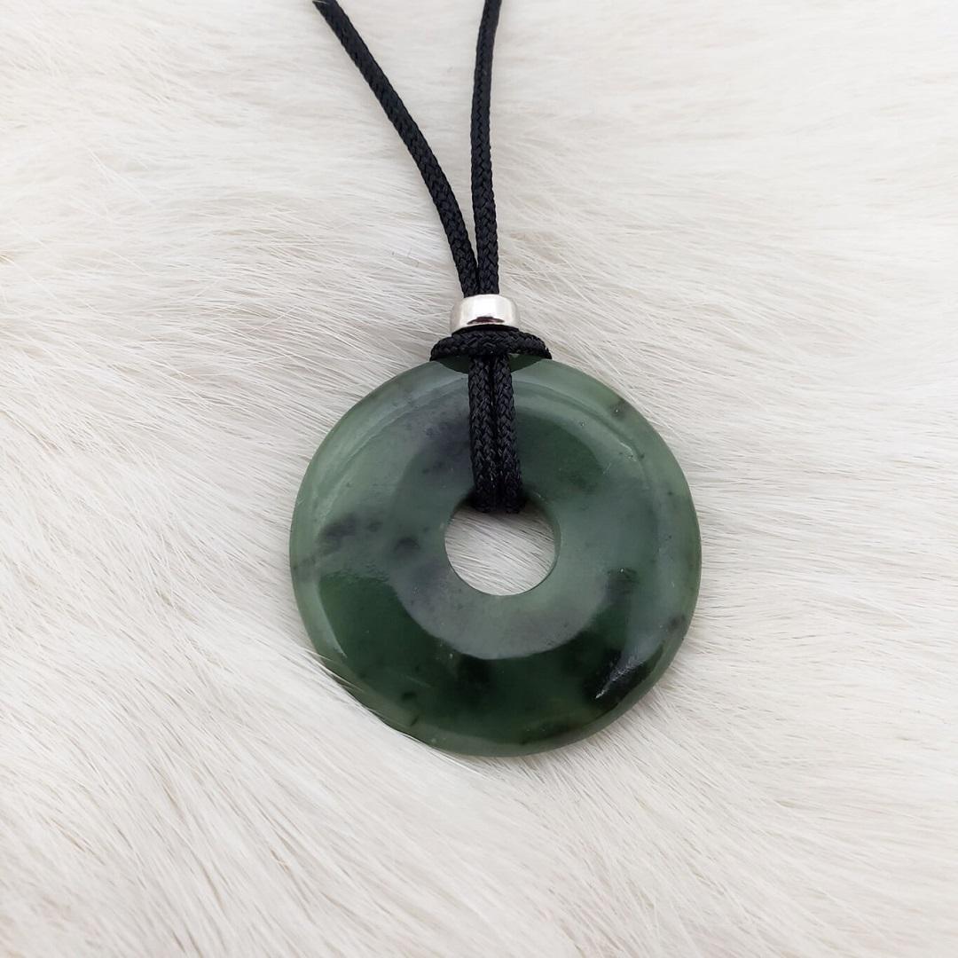 BC Jade Pendant