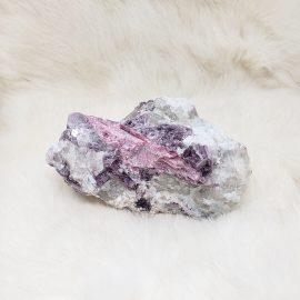 Raw Pink Tourmaline