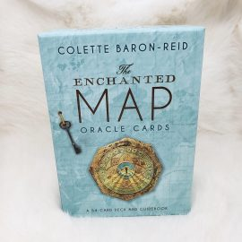the enchanted map oracle deck