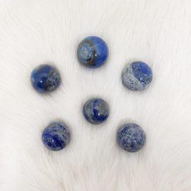small lapis lazuli sphere