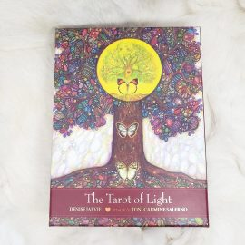 the tarot of light deck