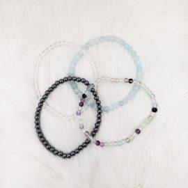 Concentration & Clarity Bracelet Set