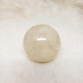 natural citrine sphere b