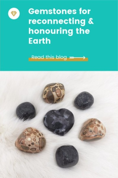 gemstones for honouring the earth