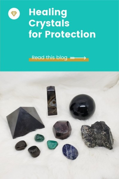 healing crystals for protection
