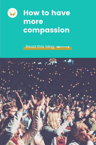 how to have more compassion