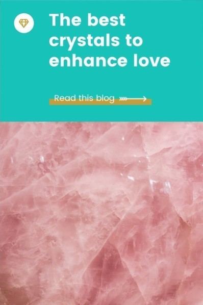 The best crystals to enhance love crystal